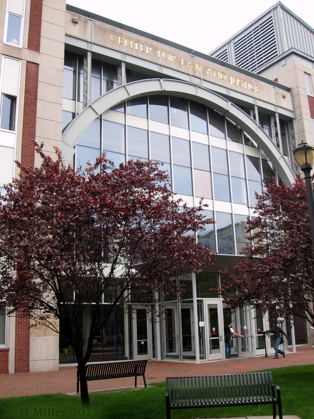 The Center for Law and Justice at the Newark Campus of Rutgers University