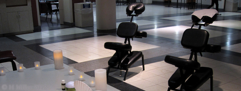 NJ Chair Massage