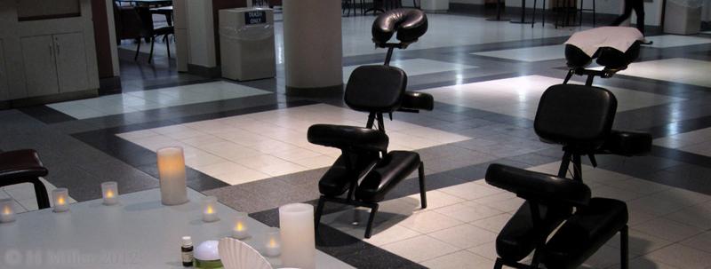 Chair Massage Mobile Chair Massage NJ
