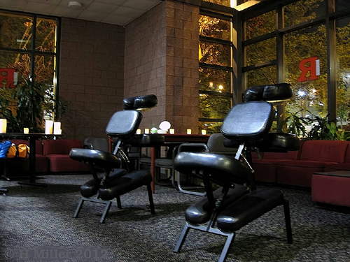 Chair Massage For NJ At Home Parties