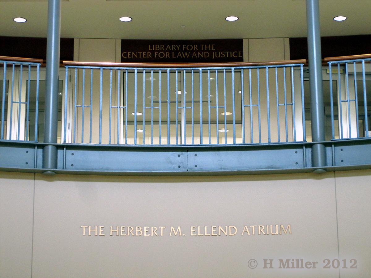 Chair Massage at the Herbert Ellend Atrium