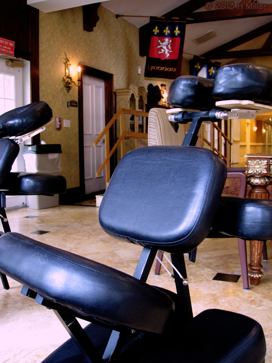Chair Massage Venue